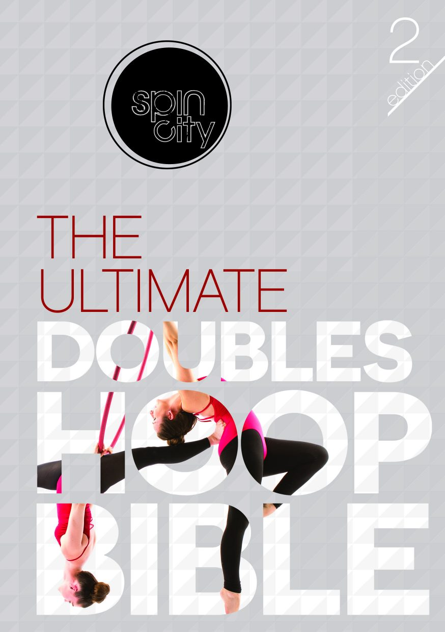 Doubles Hoop Bible 2nd Edition Spin City Aerial Fitness Spin